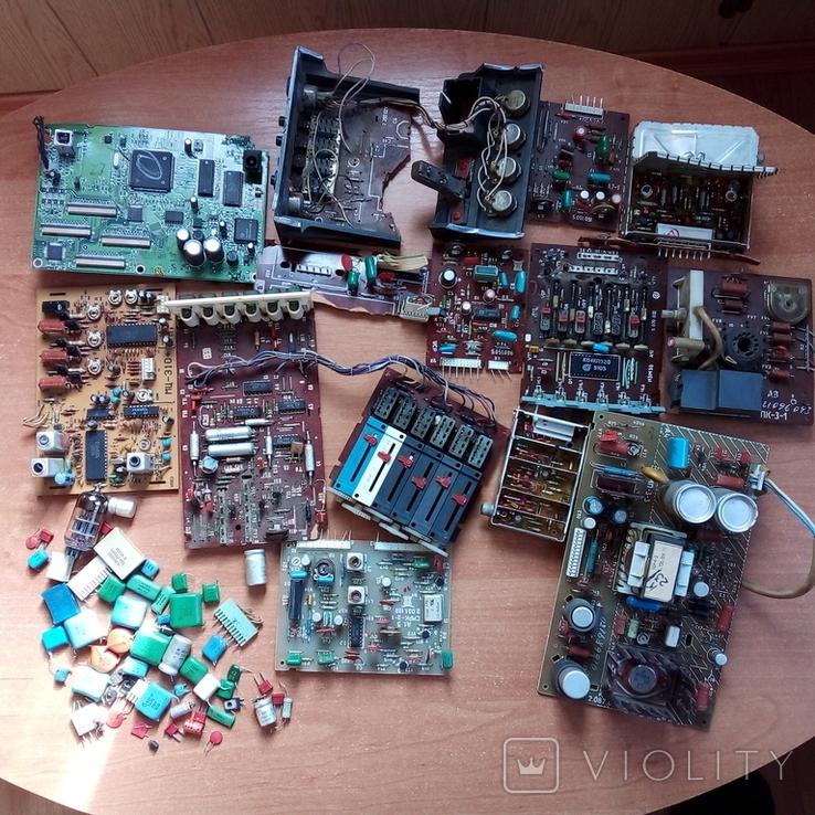 Платы и радиодетали, фото №2