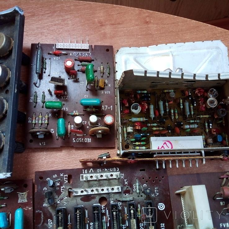 Платы и радиодетали, фото №4