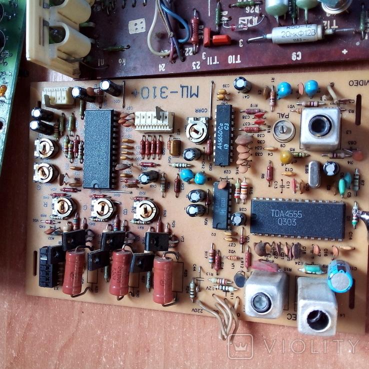 Платы и радиодетали, фото №8