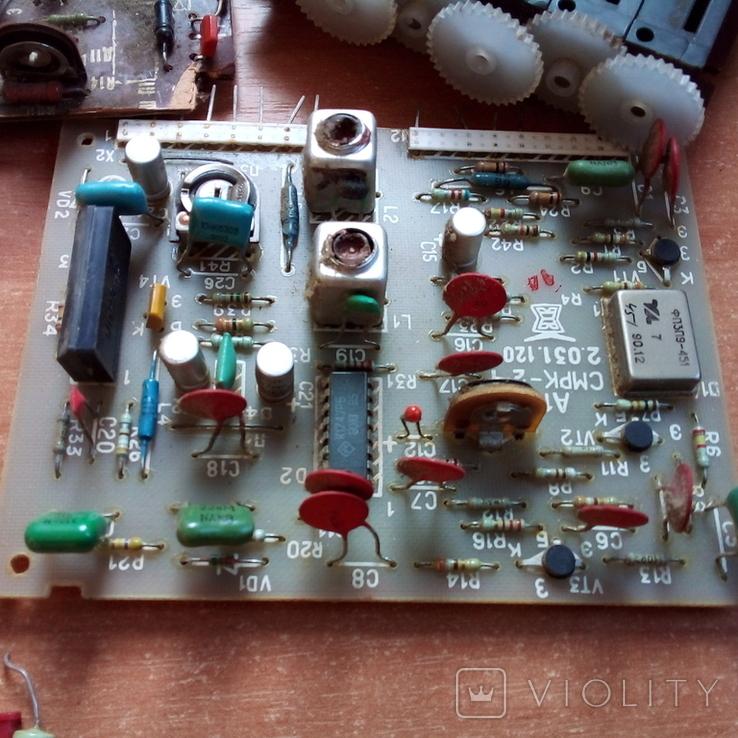 Платы и радиодетали, фото №11