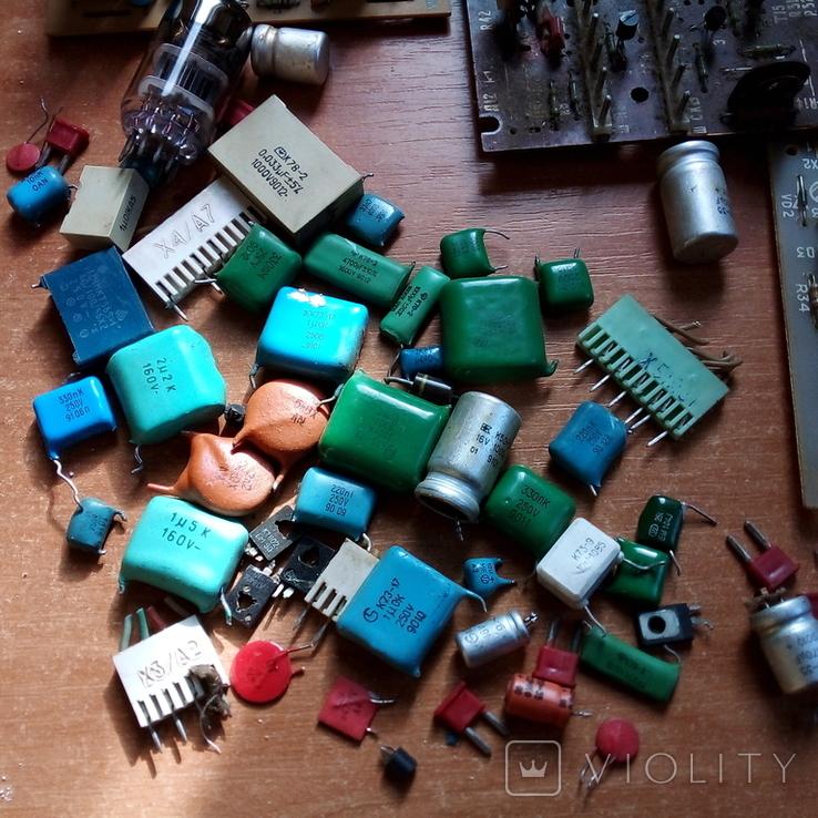 Платы и радиодетали, фото №12