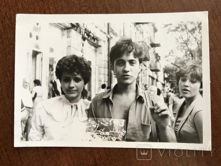 1985 Одесса на улице, фото №2