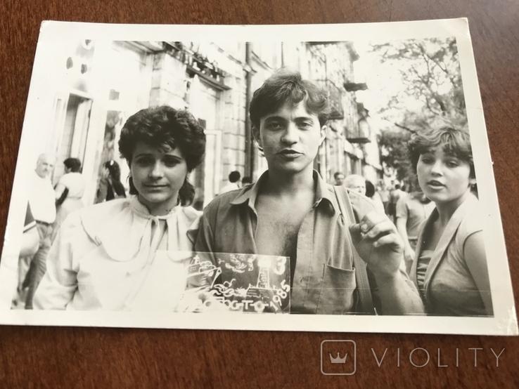 1985 Одесса на улице, фото №3