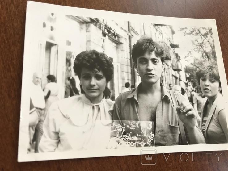 1985 Одесса на улице, фото №4