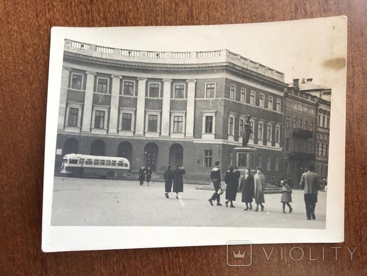 Одесса Приморский бульвар Дюк Автобус, фото №2