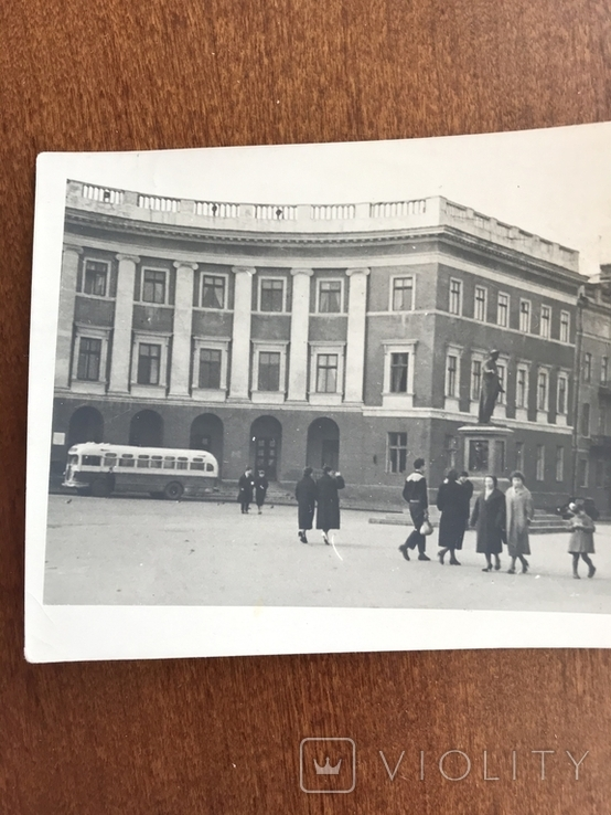 Одесса Приморский бульвар Дюк Автобус, фото №3