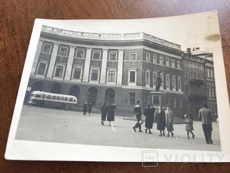Одесса Приморский бульвар Дюк Автобус, фото №5