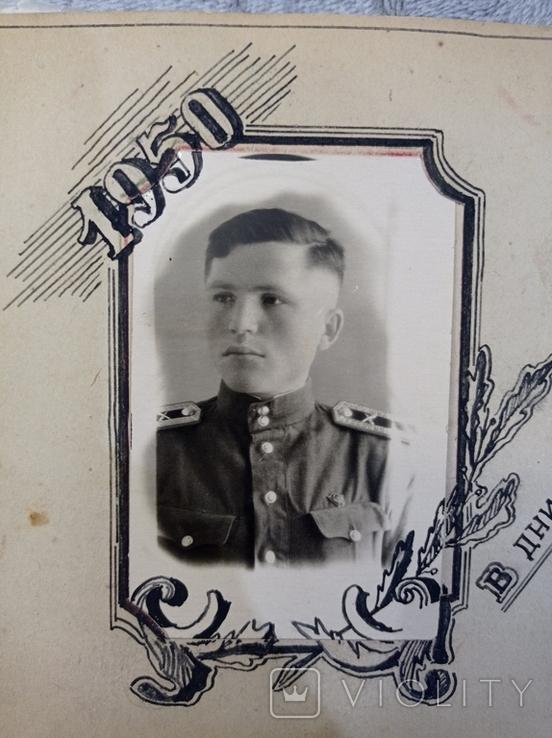 """Фотоальбом """"В дни учебы в ХАУ"""" 1948-1951 г., фото №3"""