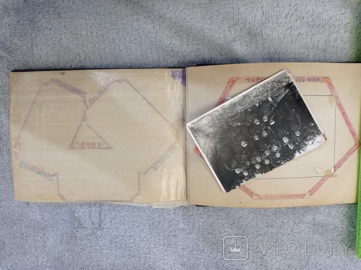 """Фотоальбом """"В дни учебы в ХАУ"""" 1948-1951 г., фото №5"""