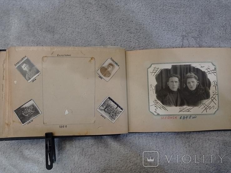 """Фотоальбом """"В дни учебы в ХАУ"""" 1948-1951 г., фото №9"""