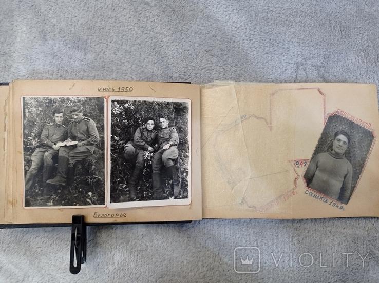 """Фотоальбом """"В дни учебы в ХАУ"""" 1948-1951 г., фото №11"""