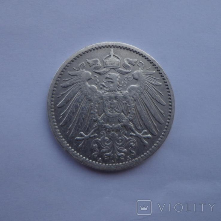 1 марка 1898 А, фото №3