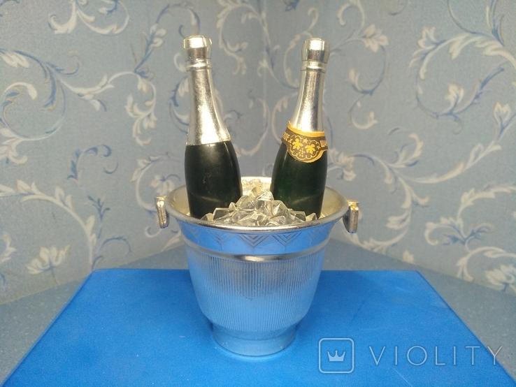 """""""Ведёрко с советским шампанским"""", фото №2"""
