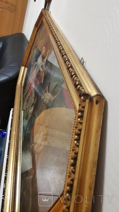 Картина Ханс Зацка. Репродукция, фото №3
