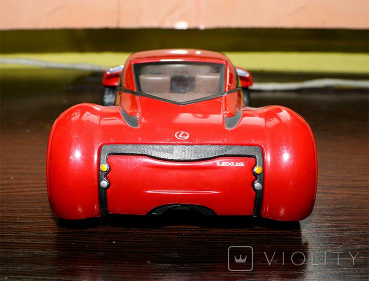 Масштабная модель Lexus Futuristic Concept Car Maisto 1/24, фото №4