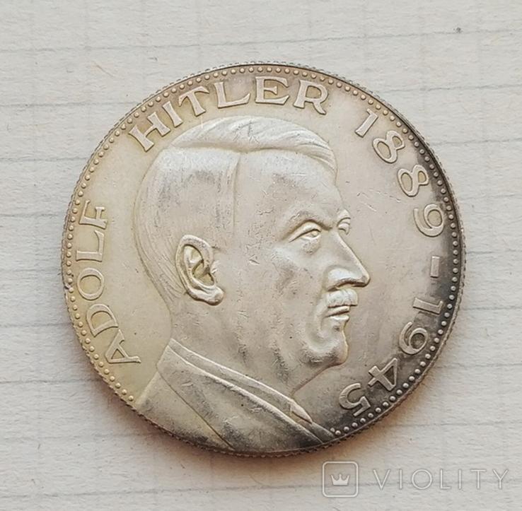 Адольф Гитлер 1889-1945 г. (копия), фото №2