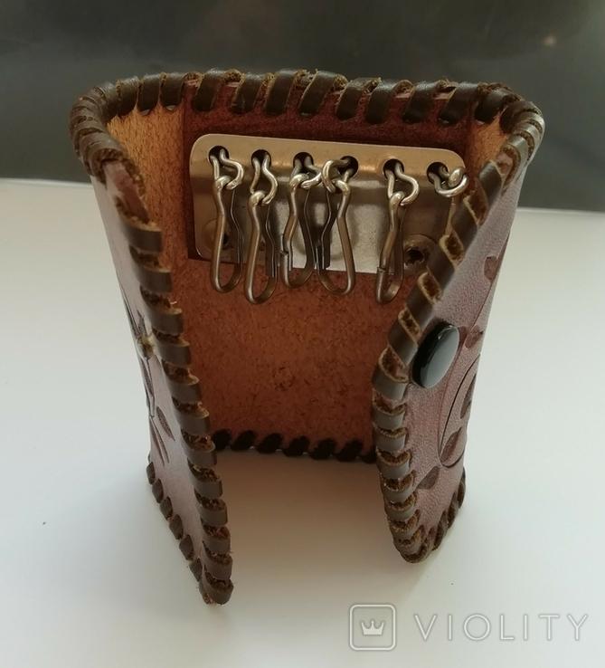 Сумочка для ключей, фото №8