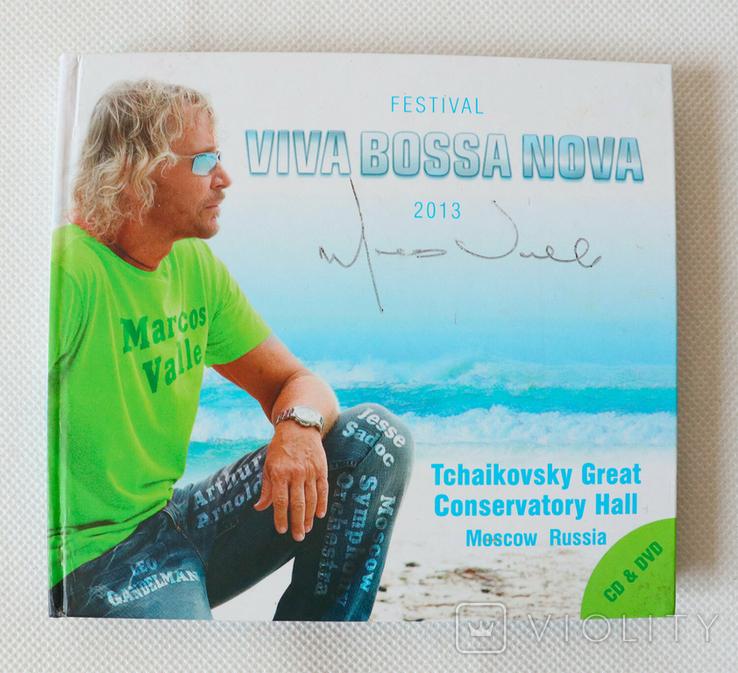 Viva Bossa Nova festival 2013 cd dvd, фото №2