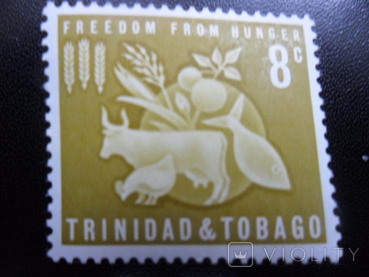 Фауна. Тринидад и Тобаго. Прод. программа. Корова. МН, фото №2
