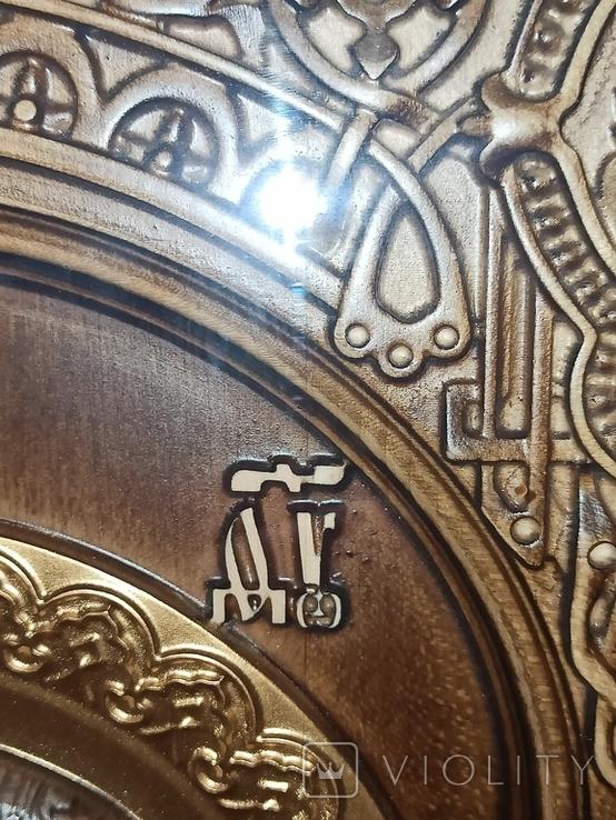 Икона Казанской Божьей Матери, фото №8