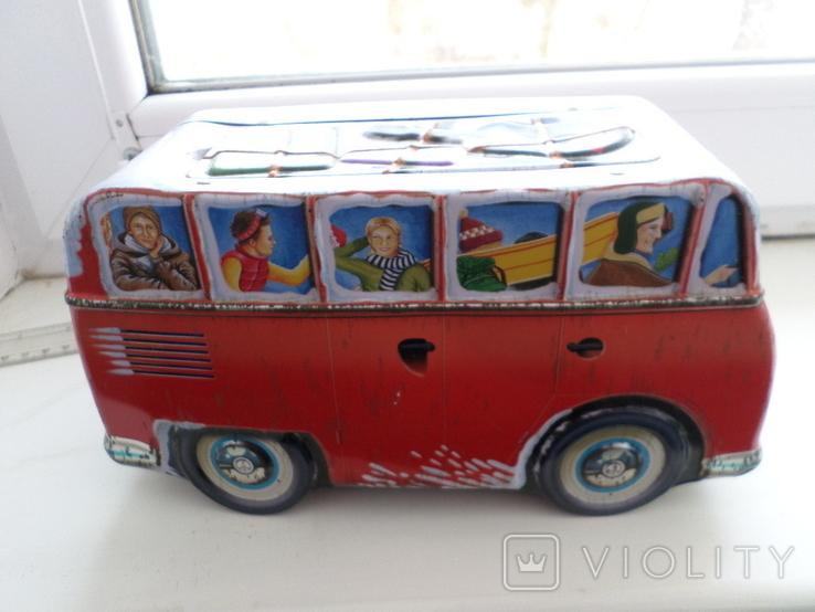 Залізний автобус, фото №3
