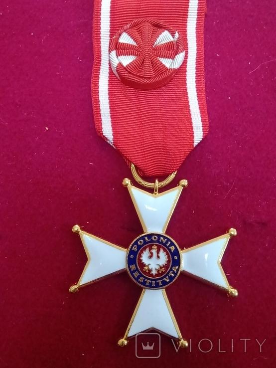 Офицерский крест. Орден Возрождения Польши., фото №2
