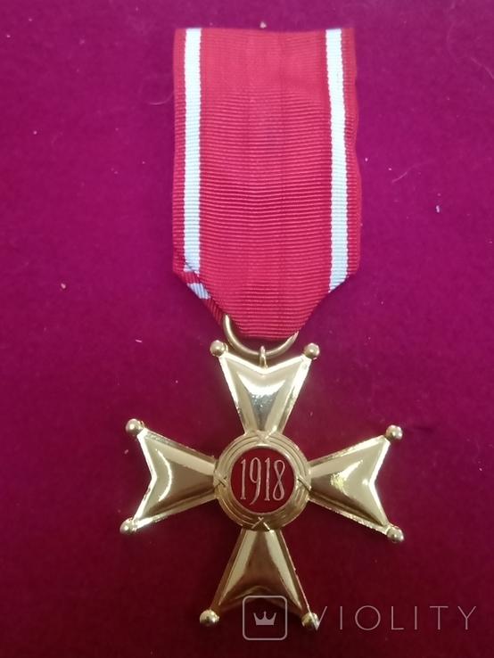 Офицерский крест. Орден Возрождения Польши., фото №3