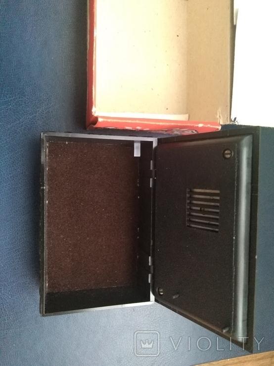 Сувенир шкатулка из ссср новая 1991г, фото №5