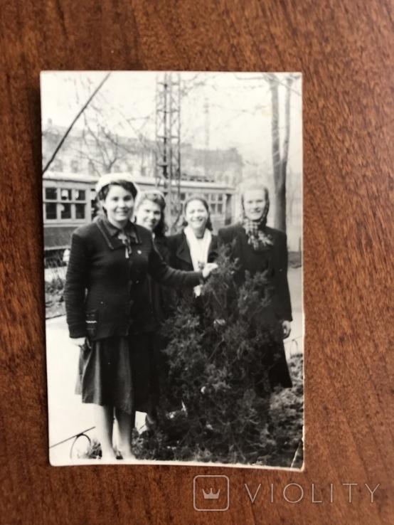 Одесса Трамвай Девушки, фото №3