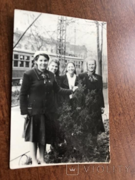Одесса Трамвай Девушки, фото №2