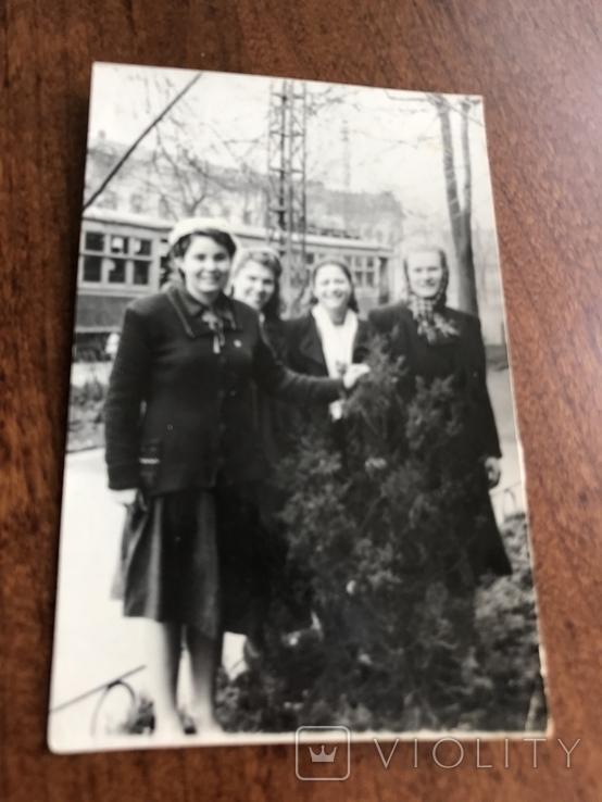 Одесса Трамвай Девушки, фото №4