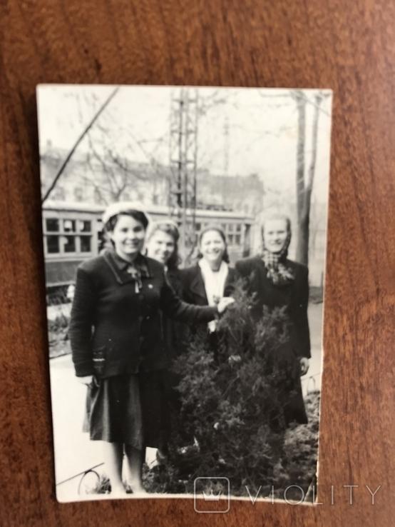 Одесса Трамвай Девушки, фото №6