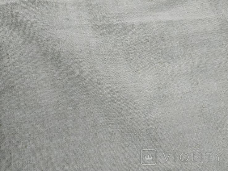 Сорочка вишиванка конопляна полотняна Миргородська святкова рубаха женская старинная, фото №8