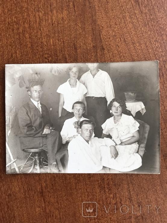 1935 Одесса на даче, фото №3