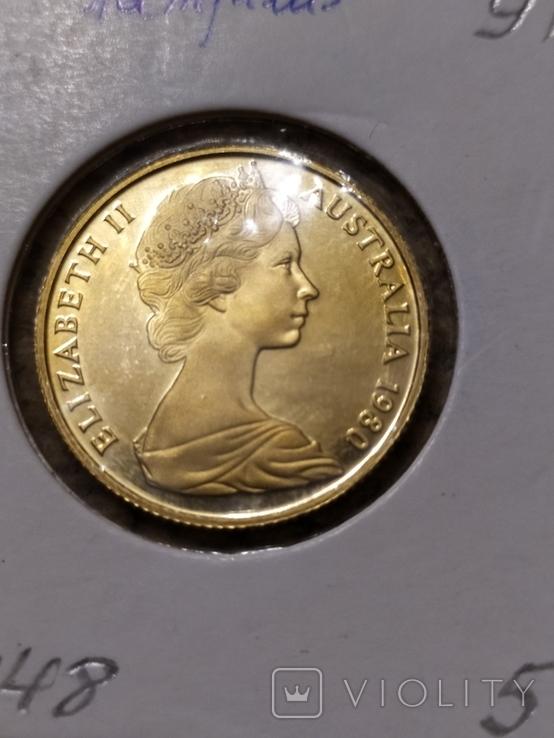 200 долларов 1980г.Коала.Австралия., фото №3