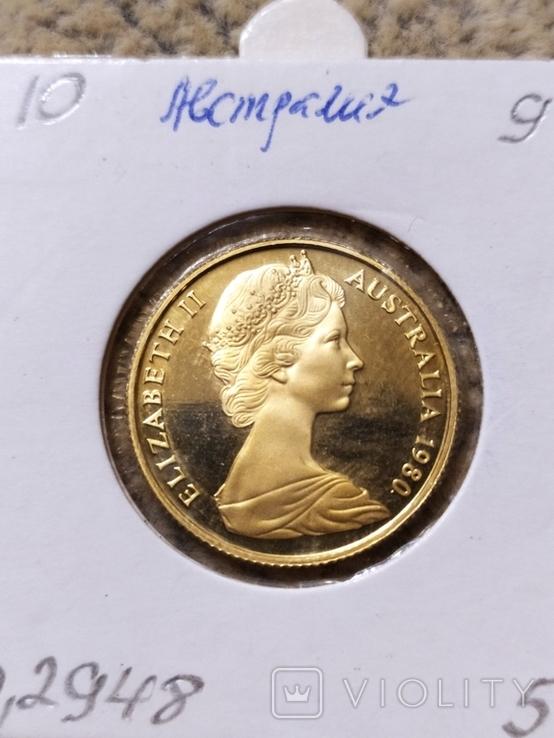 200 долларов 1980г.Коала.Австралия., фото №4