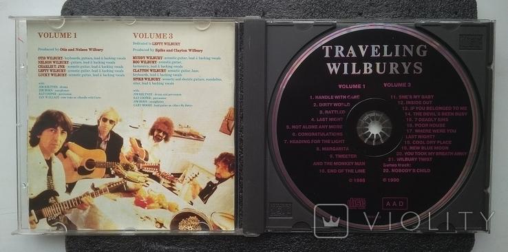 The Traveling Wilburys, фото №3