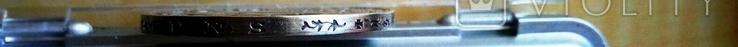 5 марок / 27,8 грам срібла 900 проби / 1913 року Прусія ///копія пробної/, фото №7