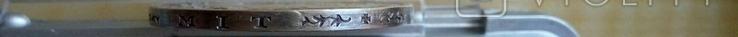5 марок / 27,8 грам срібла 900 проби / 1913 року Прусія ///копія пробної/, фото №8