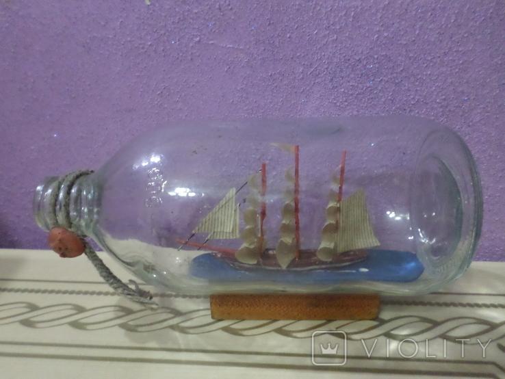 Кораблик в бутылке, фото №2