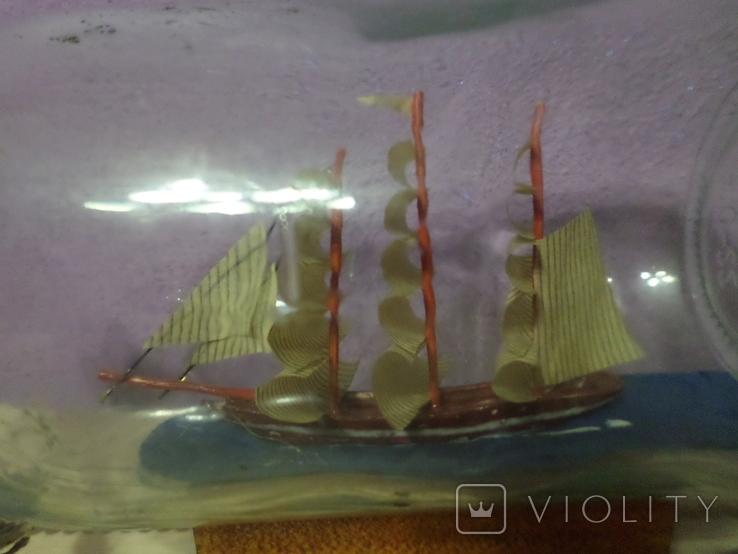 Кораблик в бутылке, фото №5