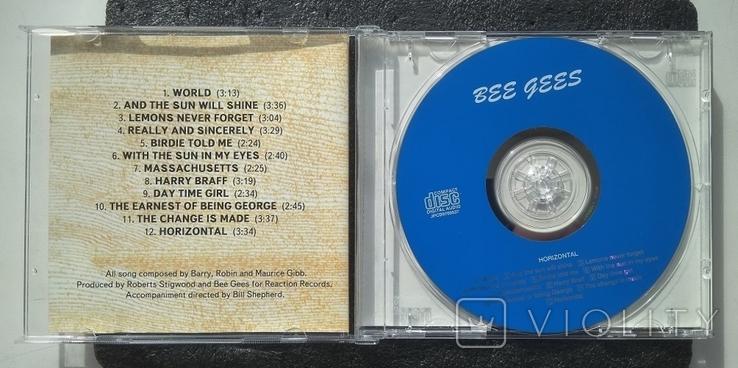 Bee Gees / Бі Джіз - CD Horizontal, фото №3