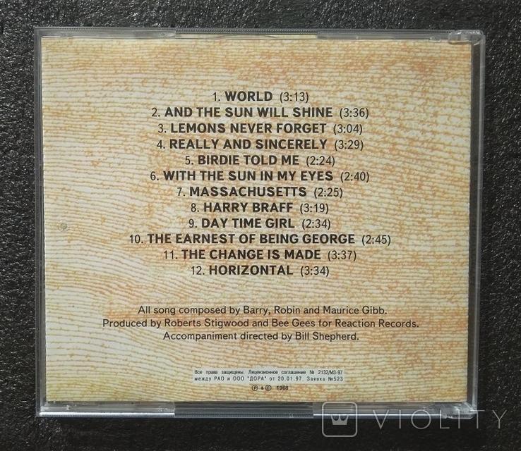 Bee Gees / Бі Джіз - CD Horizontal, фото №4
