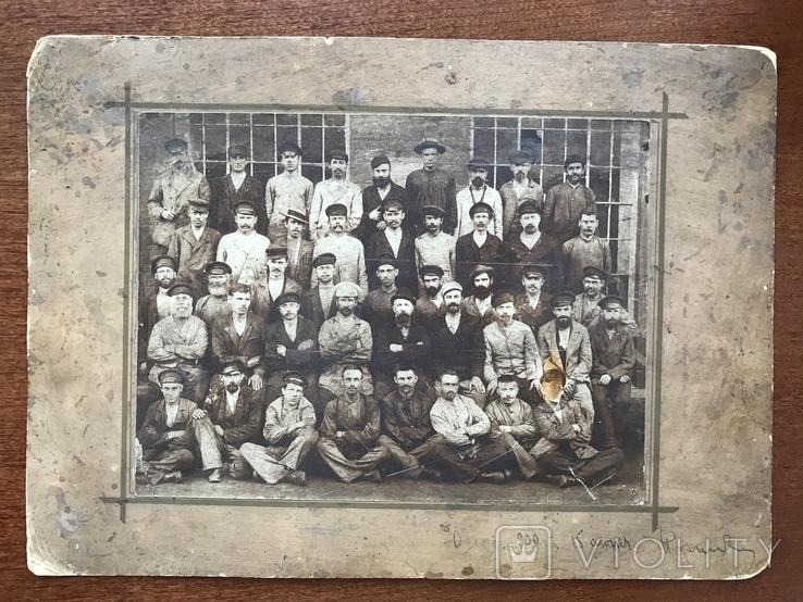 1900 Одесса фото рабочие, фото №3