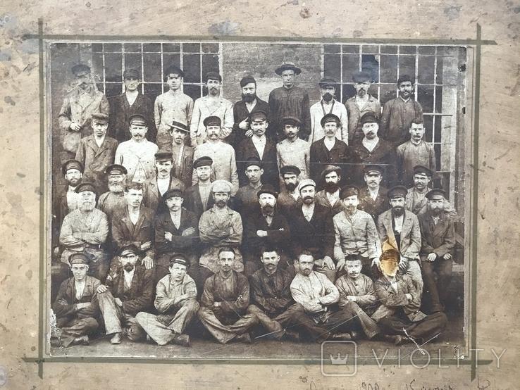 1900 Одесса фото рабочие, фото №2