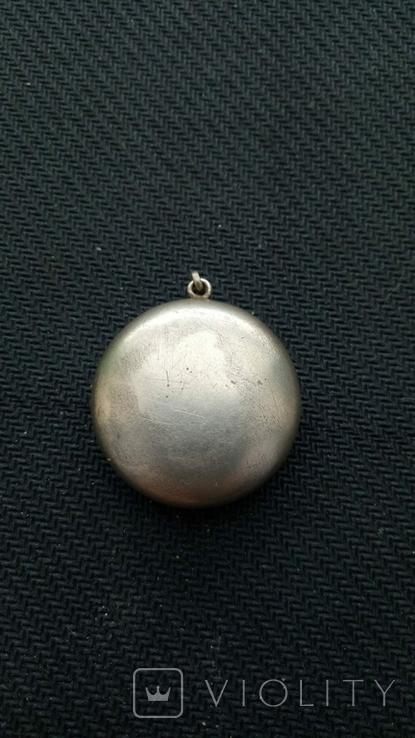 Католический медальён., фото №3