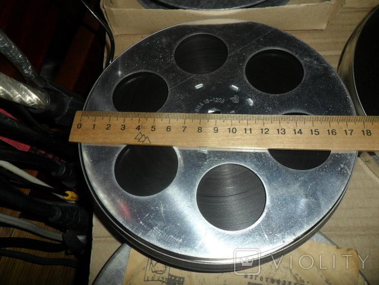 Кинопленка 16 мм 7 штук в лоте Французский,английский язык и др. Бабушка питона,удар., фото №5