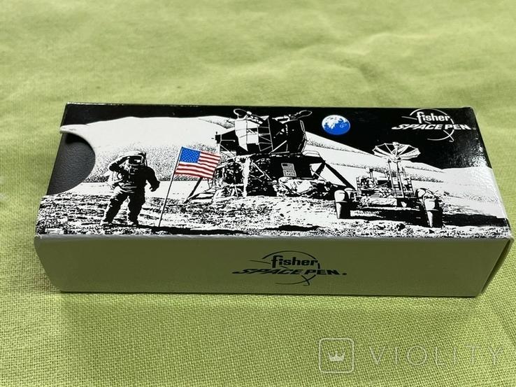 Ручка для работы в космосе Fisher SPACE PEN, фото №4