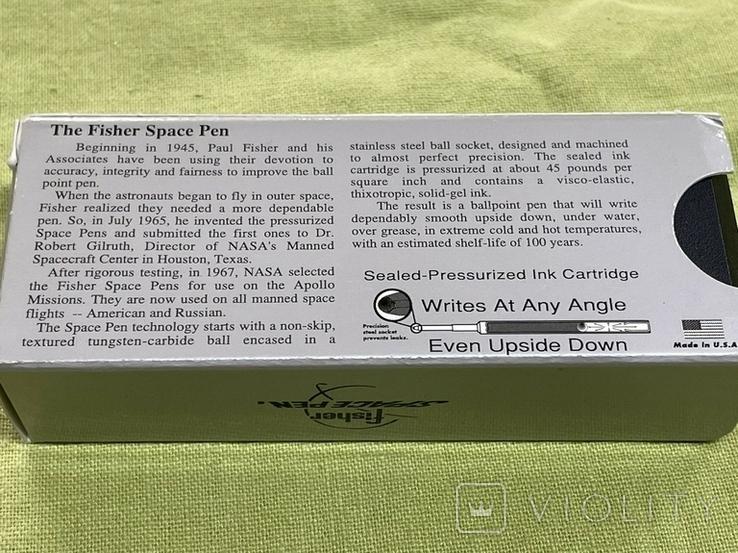 Ручка для работы в космосе Fisher SPACE PEN, фото №5
