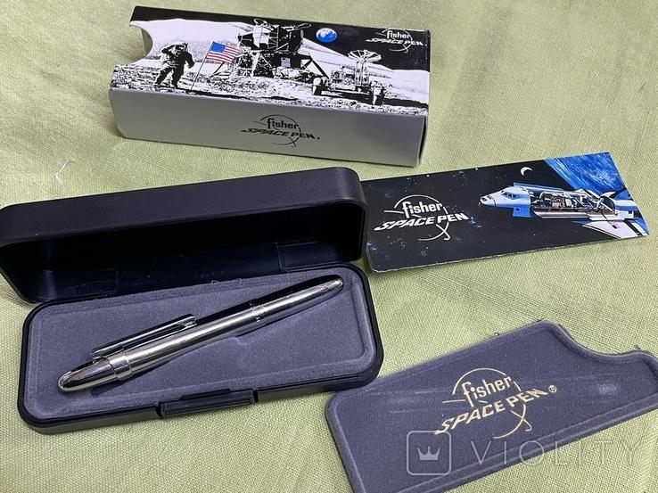 Ручка для работы в космосе Fisher SPACE PEN, фото №2